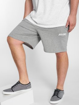 Jack & Jones Shorts jorRetrojack Sweat grau