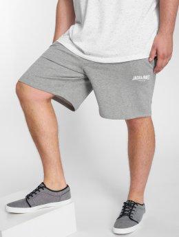 Jack & Jones shorts jorRetrojack Sweat grijs