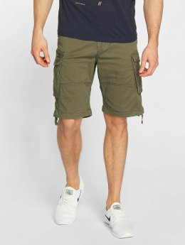Jack & Jones Männer Shorts jjiChop jjCargo in olive
