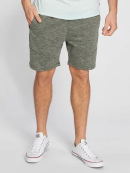Jack & Jones Shortsit jcoMelange vihreä