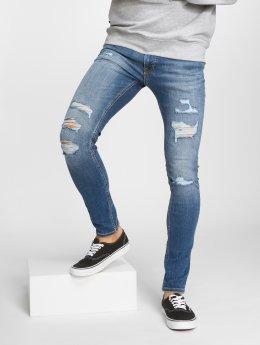 Jack & Jones Skinny jeans Jjiliam blå