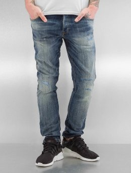 Jack & Jones Skinny Jeans jjiGlenn Slim Fit blau