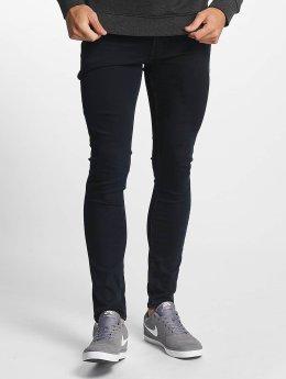 Jack & Jones Skinny jeans jjiLiam jjOriginal AM 647 blauw