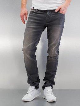 Jack & Jones Skinny Jeans jjiTim jjLeon gray