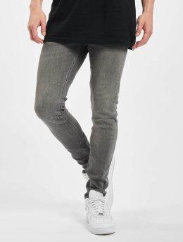 Jack & Jones jjiLiam jjOriginal Skinny Jeans Grey Denim