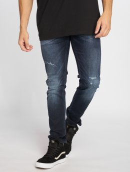 Jack & Jones Slim Fit -farkut Ge 149 50sps sininen
