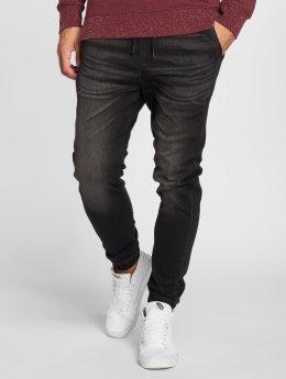 Jack & Jones Slim Fit Jeans jjiVega JJLane black