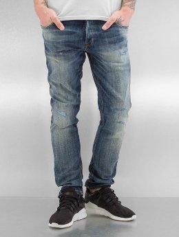 Jack & Jones Slim Fit Jeans jjiGlenn Slim Fit blau