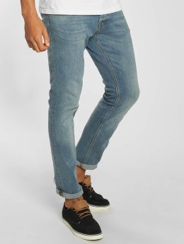 Jack & Jones Männer Slim Fit Jeans jjiTim in blau