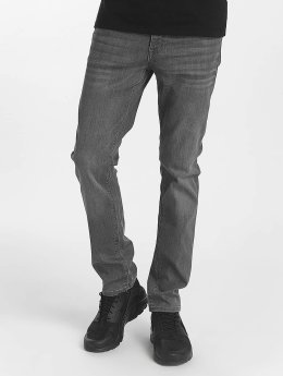 Jack & Jones Slim Fit Jeans jjiGlenn jjFelix grijs