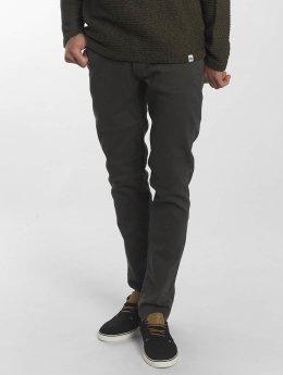 Jack & Jones Slim Fit Jeans jjiGlenn jjOriginal grijs