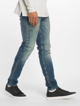 Jack & Jones Slim Fit Jeans Originals Glenn modrá