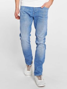 Jack & Jones Slim Fit Jeans jjiTim jjiCon modrá