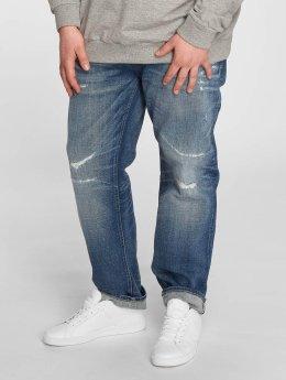 Jack & Jones Slim Fit Jeans jjiZTim jjOriginal modrá