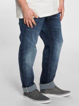 Jack & Jones Slim Fit Jeans jjiGlenn jjiCon modrý