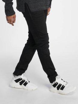 Jack & Jones Slim Fit Jeans Jjiglenn Jjoriginal Am 770 sort