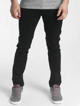 Jack & Jones Slim Fit Jeans jjiGlenn zwart