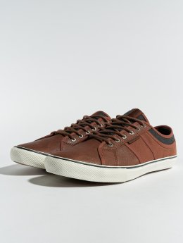 Jack & Jones Sneaker jfwRoss PU Mix braun