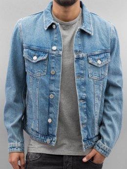 Jack & Jones Spijkerjasjes jjiAlvin blauw