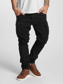 Jack & Jones Spodnie Chino/Cargo jjiPaul jjChop czarny
