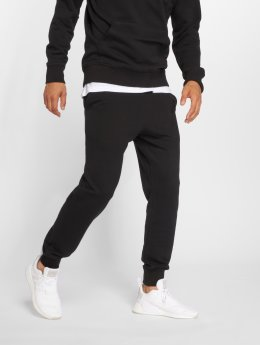 Jack & Jones Spodnie do joggingu jjePique czarny
