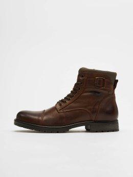Jack & Jones Støvler jfwAlbany brun