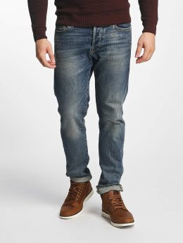 Jack & Jones Straight Fit Jeans jjMike blå