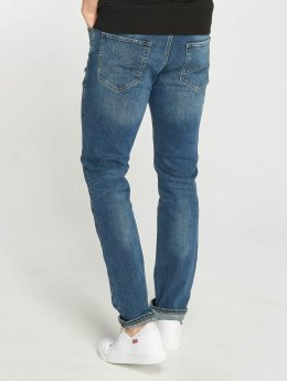 Jack & Jones Straight Fit Jeans jjiTim blå