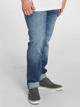 Jack & Jones Straight Fit Jeans jjiGlenn jjOriginal blå