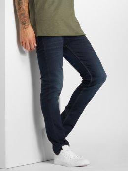 Jack & Jones Straight Fit Jeans Jjitim Jjleon Ge 189 I.k. Noos blå
