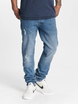 Jack & Jones Straight Fit Jeans jjiTim jjOriginal AM 418 blue