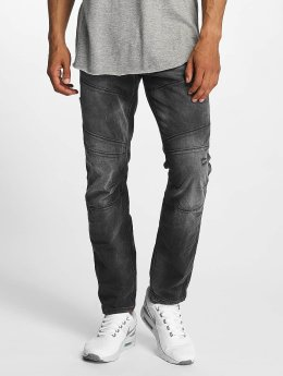 Jack & Jones Straight Fit Jeans jjiMike jjJax BL 793 schwarz