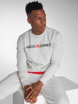 Jack & Jones Sweat & Pull jjeCorp blanc