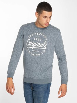 Jack & Jones Sweat & Pull jorBreeze bleu