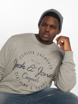 Jack & Jones Sweat & Pull jorHango gris