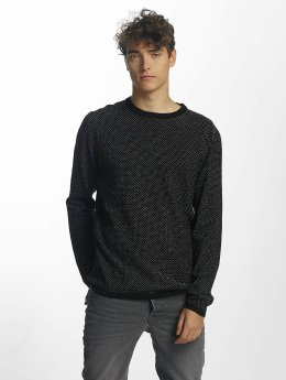 Jack & Jones Sweat & Pull jcoMaize noir