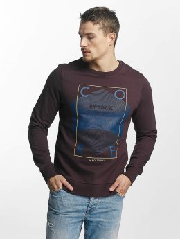 Jack & Jones Sweat & Pull jcoJing rouge