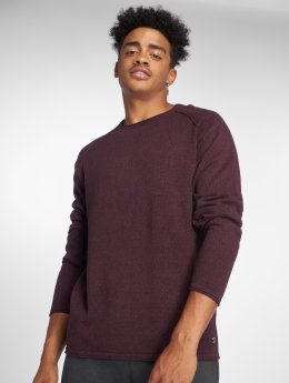Jack & Jones Sweat & Pull jjeUnion Knit rouge