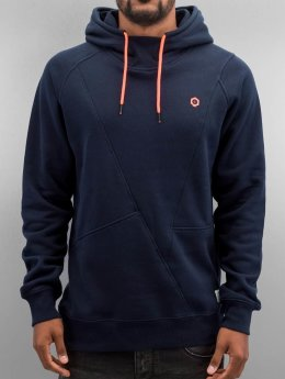 Jack & Jones Sweat capuche jjcoPinn bleu