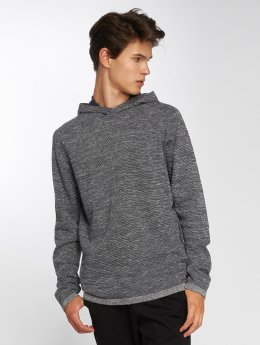 Jack & Jones Sweat capuche jcoBaltimore bleu