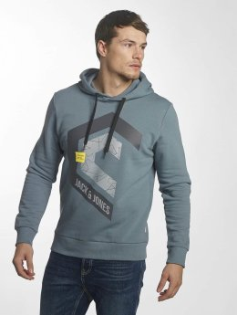 Jack & Jones Sweat capuche jcoMate bleu
