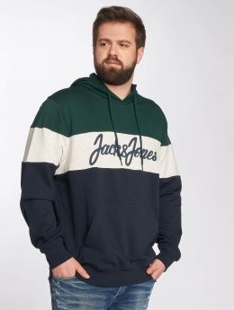 Jack & Jones Sweat capuche jorGold bleu