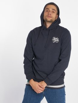 Jack & Jones Sweat capuche Jorgalions bleu