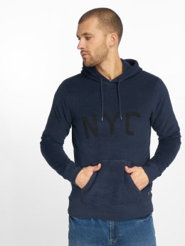 Jack & Jones Sweat capuche Jprwood bleu