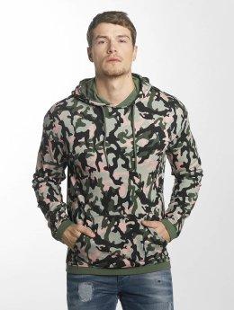 Jack & Jones Sweat capuche jorTippi camouflage