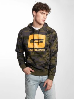 Jack & Jones Sweat capuche jcoMunich camouflage