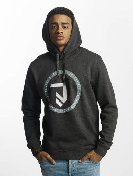 Jack & Jones Sweat capuche jcoLano gris