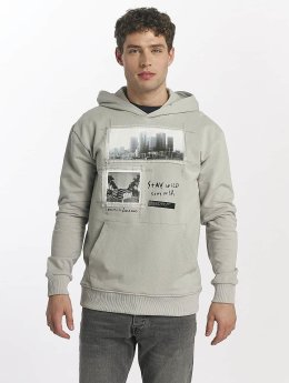 Jack & Jones Sweat capuche jorThrill gris