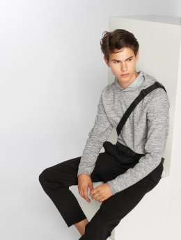 Jack & Jones Sweat capuche jcoBaltimore gris