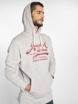 Jack & Jones Sweat capuche jjePanther gris